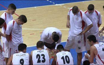 Košarkaši Konstantina poraženi i od Tamiša (VIDEO)