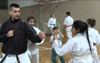 Karate Klub Tigar Babušnica (VIDEO)