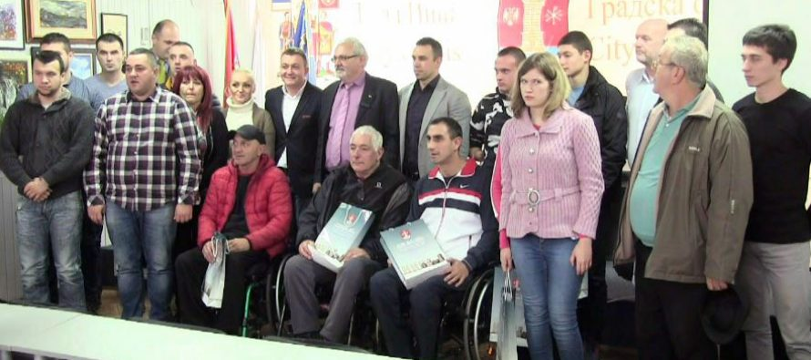 Uspešna sportska godina za niške sportiste sa invaliditetom