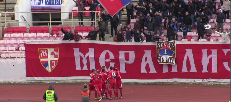 Radnički prekinuo pobednički post (VIDEO)