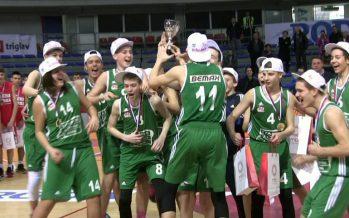Mega prvi osvajač košarkaškog Mini kupa (VIDEO)