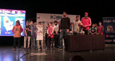 Pet niških škola u Juniorskoj NBA ligi (VIDEO)