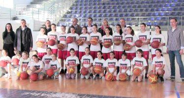 Ženska košarka u Beloj Palanci