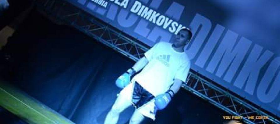 Poznati niški kik bokser Nikola Dimkovski sprema se za profi meč u Abu Dabiu (VIDEO)
