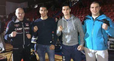 Pobeda dvojice niških boksera u Zaječaru (VIDEO)