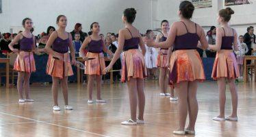 Plesni festival u gradu na Vlasini