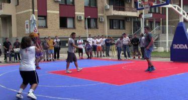 Novine na 3×3 Pantelej turniru – basket u koliciima (VIDEO)