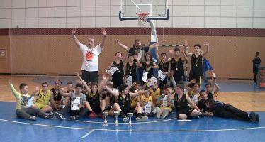 Omladinski košarkaški klub Junior uspešan na turniru u Rumuniji (VIDEO)