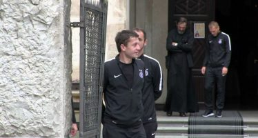 "Igrači Partizana traže pomoć ""odozgo"" (VIDEO)"