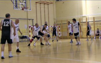 Revijalni košarkaški mečevi između Holanđana – EX Jugoslovena i ekipe Amaterske lige Niša (VIDEO)