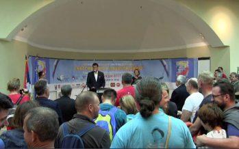 Zvanično otvoren Svetski kup u paraglajdingu (VIDEO)