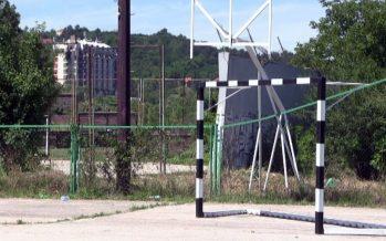 Počelo sređivanje sportskih terena Vrtop u Niškoj Banji (VIDEO)