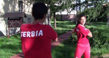 Mlada pirotska atletičarka otputovala na Evropsko prvenstvo (VIDEO)