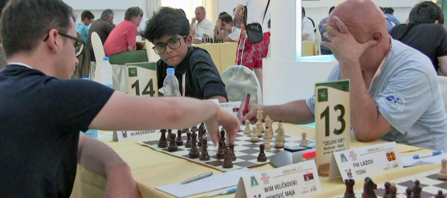 Turčin najuspešniji na Otvorenom prvenstvu Niša u šahu (VIDEO)