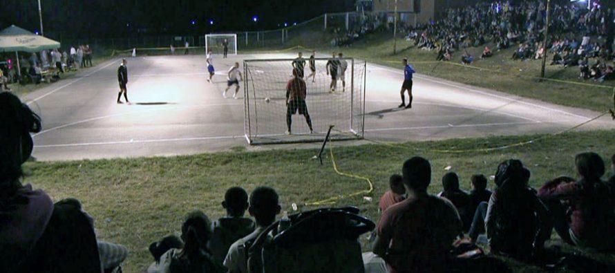 Babušnica – uzbudljiva završnica noćnog turnira u malom fudbalu (VIDEO)