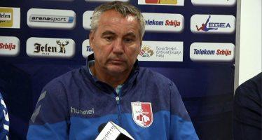 Posle serije od 6 utakmica bez poraza Radnički otpustio trenera