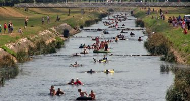 Rafting Nišavom u Pirotu nadmašio sva očekivanja (VIDEO)