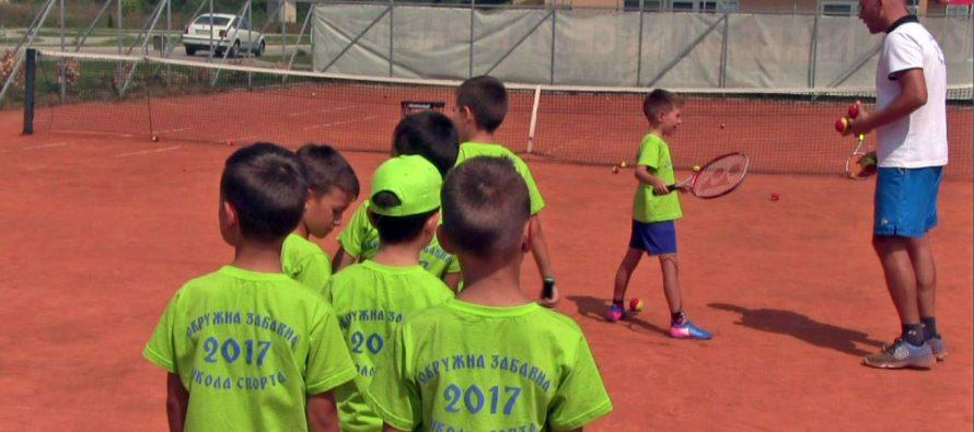 """""""Zabavna škola sporta"""" Bele Palanke i Dimitrovgrada (VIDEO)"""