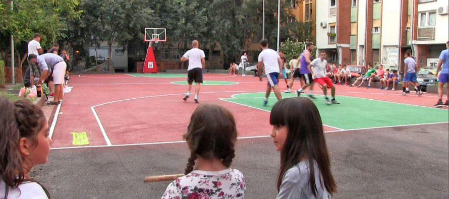 Obnovljen kultni teren u Nišu (VIDEO)