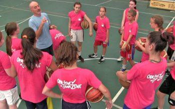 Mlade košarkašice niškog Studenta na kampu u Svrljigu (VIDEO)