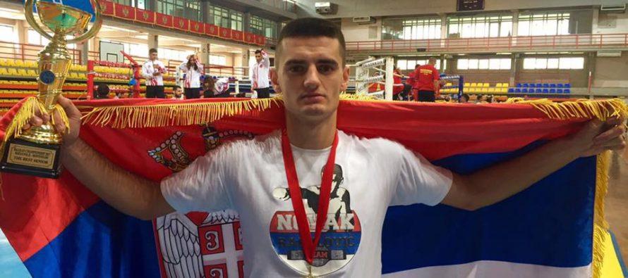 Novak Radulović najbolji na Balkanu (VIDEO)