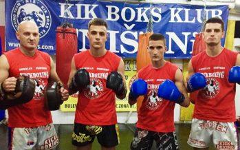 Reprezentativci KBK Niš na prvenstvu Balkana u Bijelom Polju