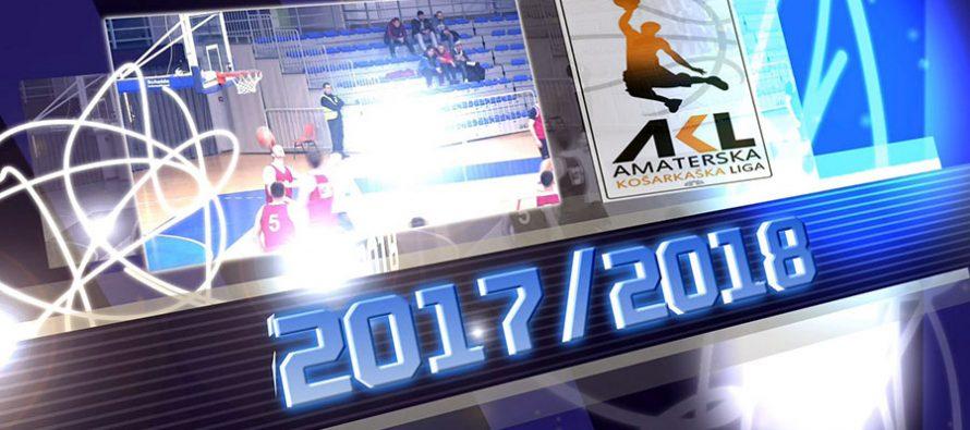 Počinje treća sezona Amaterske košarkaške lige