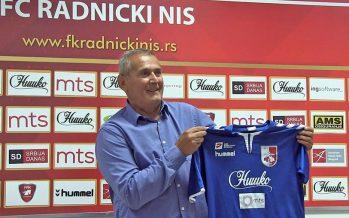 Tončev ne želi više Đuričića na klupi Radničkog?!?