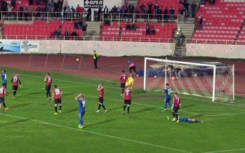 Radnički sa penala do boda protiv Voždovca (VIDEO)