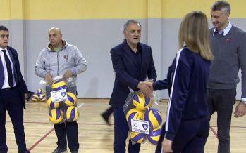 Odbojkaški savez pomaže klubovima na jugoistoku Srbije (VIDEO)