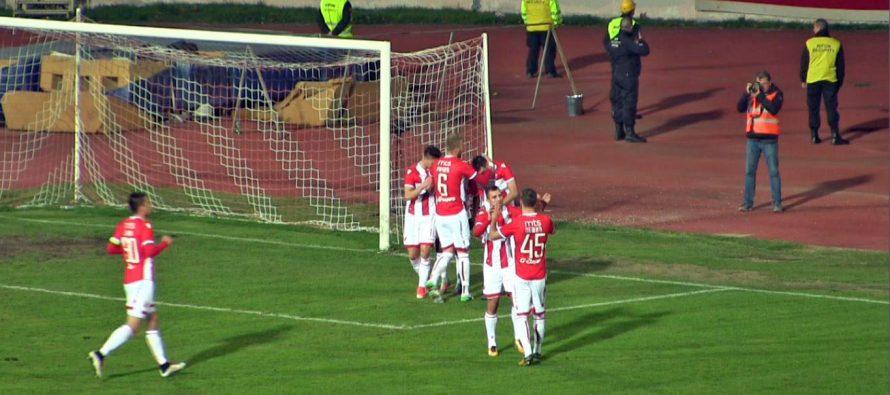 Crvena zvezda deklasirala Radnički (VIDEO)