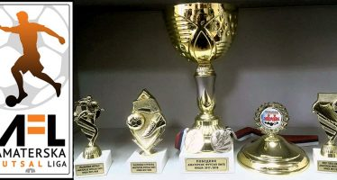 Prva sezona Amaterske futsal liga Niša privodi se kraju
