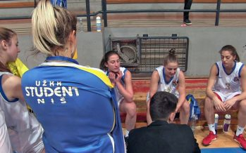 Studentkinje ubedljive protiv Spartaka (VIDEO)