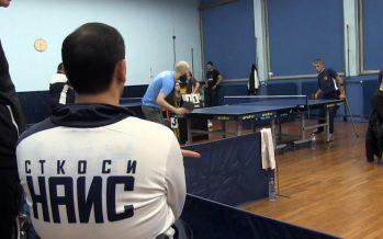 """Održan 2. """"Turnir prijateljstva"""" za stonotenisere sa invaliditetom (VIDEO)"""