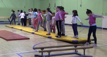 Sportska gimnastika – novi sport u Beloj Palanci (VIDEO)