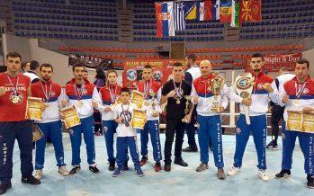 Najuspešnija godina za Kik boks klub Niš (VIDEO)
