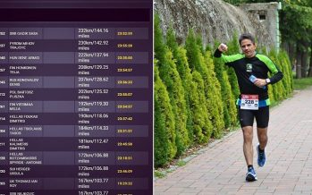 Niški ultramaratonac osvojio Atinu i oborio državni rekord