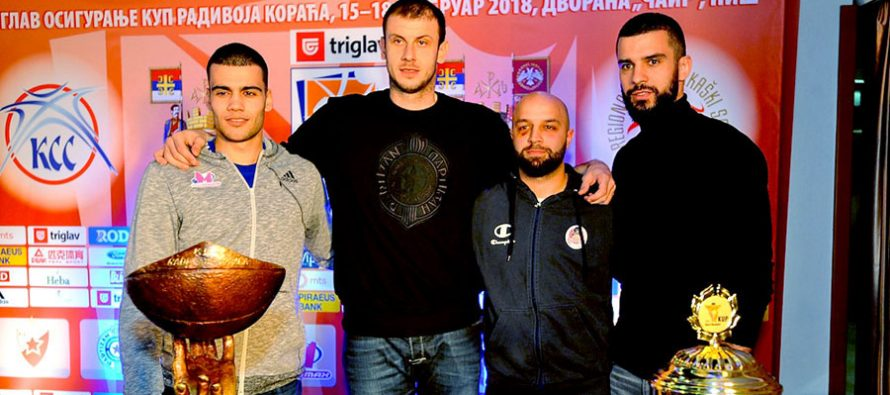 KRK 2018: Poznati četvrtfinalni parovi