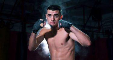 Novak Radulović u profi boksu
