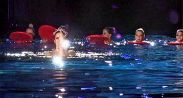 Svetosavski bal na vodi – Zaleđeno kraljevstvo (VIDEO)