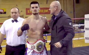 Novak Radulović donosi još jedan pojas u Niš (VIDEO)