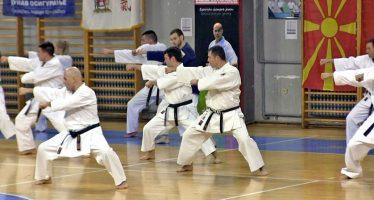 Veliki balkanski karate seminar (VIDEO)