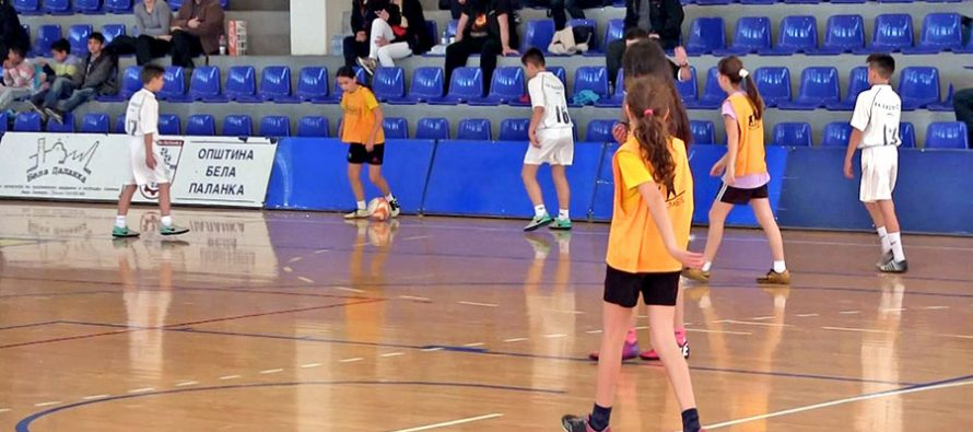 Završnica Mini-maxi lige  odigrana u Beloj Palanci (VIDEO)