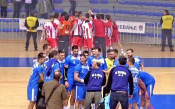 Četvorica rukometaša Želje u A reprezentaciji Srbije