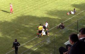 Radnički uz penal i dva igrača više do preokreta na Banovom Brdu