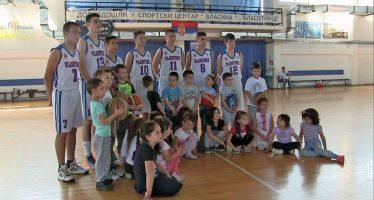 Mladi košarkaši Vlasotinca prave velike rezultate (VIDEO)