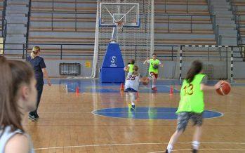 Savezni trening za mlađe ženske selekcije održan u Nišu (VIDEO)