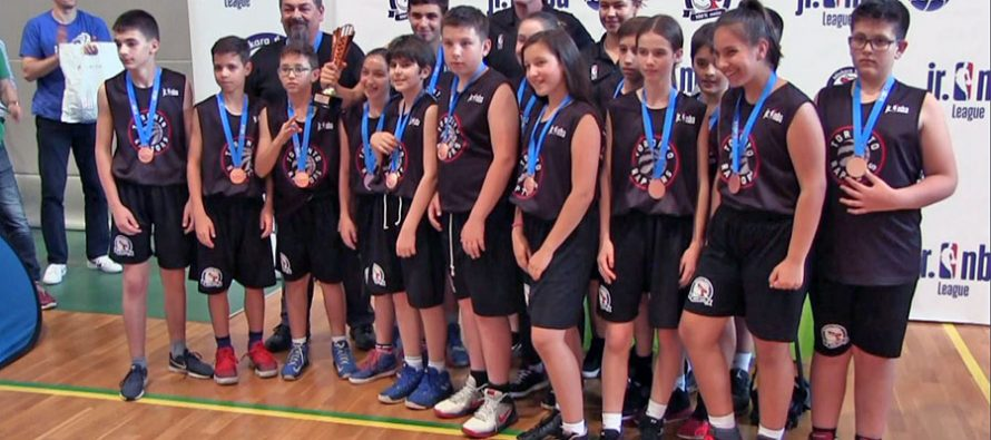 """F4 Junior NBA: """"Reptorsi"""" iz Duvaništa uz zvuk sirene bez finala. Na kraju ipak treći (VIDEO)"""