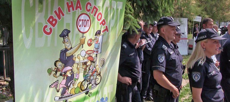"""Akcija """"Stop! Svi na sport"""" se širi na čitav okrug (VIDEO)"""