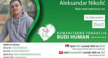 Humanitarni turnir u futsalu i basketu za pomoć mladom novinaru